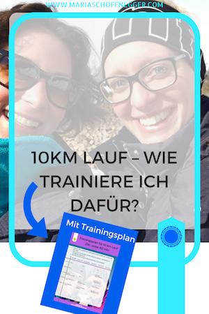10km Lauf – Wie trainiere ich dafür?