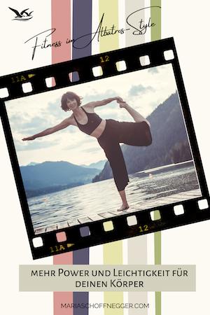 Fitness im Albatros-Style – mehr Power und Leichtigkeit für deinen Körper